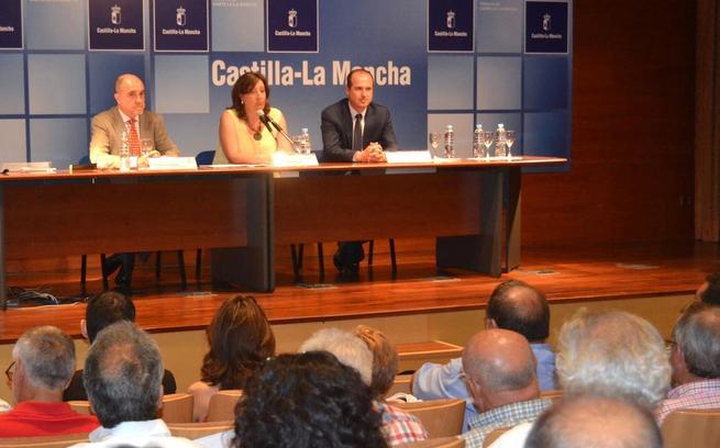 Imagen: El Gobierno regional invita a los ayuntamientos de Guadalajara a presentar proyectos para el Programa Garantía +55 antes del 21 de julio
