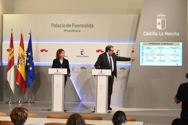 """Imagen: El Gobierno regional impulsa un protocolo de actuación en """"diagnostico precoz, intervención integrada y atención socioeducativa inclusiva"""""""
