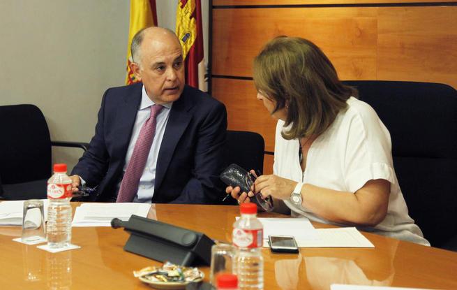 Imagen: Castilla La Mancha apuesta por recuperar un correcto mantenimiento de las carreteras como objetivo esencial del primer tramo del mandato