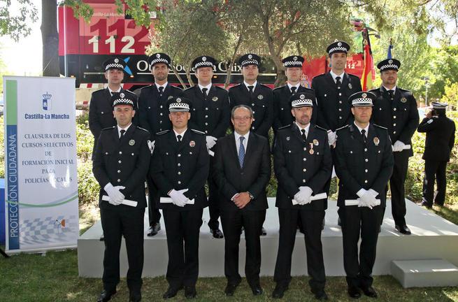 Imagen: El Gobierno regional califica como reto potenciar la igualdad del cuerpo de Policía Local en la región
