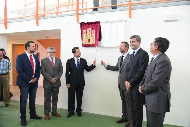 """Imagen: El presidente García-Page anuncia la puesta en marcha del Programa """"Somos Deporte 3-18"""" para la formación deportiva de los escolares castellano-manchegos"""