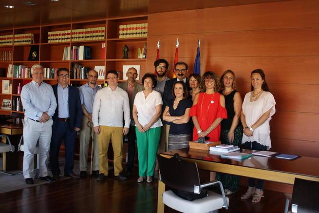 Imagen: El Gobierno regional destaca la ampliación de las colaboraciones para el fortalecimiento de los derechos de los consumidores
