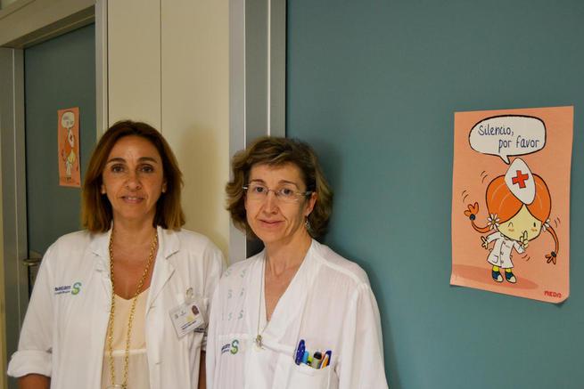 Imagen: El Hospital General de Villarrobledo reduce su nivel de ruido por debajo del índice de evaluación 'Noise Rating'