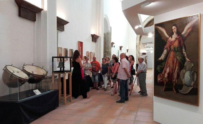 Casi 3.000 personas han visitado ya las exposiciones organizadas por el Gobierno regional en Molina de Aragón