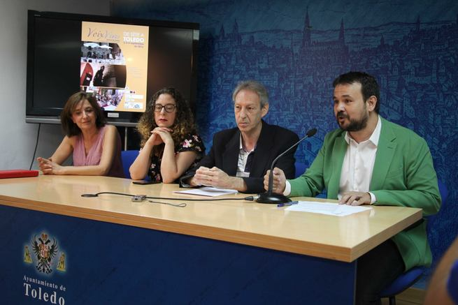 El Gobierno regional anima a los jóvenes castellano-manchegos a participar en el Festival de Poesía Voix Vives Toledo 2016