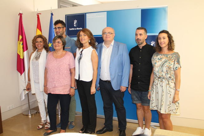 El Gobierno de Castilla-La Mancha apoya los Programas de Autonomía Integral de ACMIL y su proyecto para extenderlos en toda la región