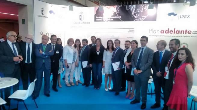 La II edición de IMEX Castilla-La Mancha destaca por un incremento cualitativo en los contactos bilaterales