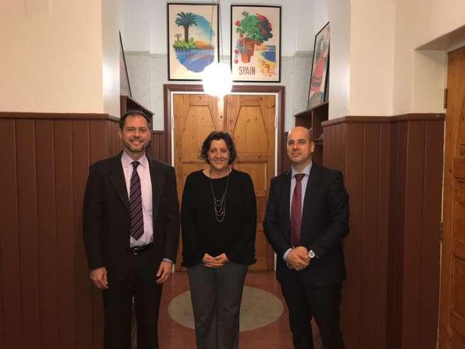 Castilla-La Mancha trabaja en la captación de inversiones finlandesas para la región