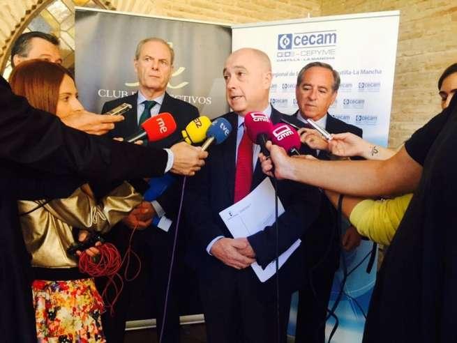 El Gobierno de Castilla-La Mancha, apoya, acompaña y facilita la actividad del sector empresarial de la Comunidad Autónoma