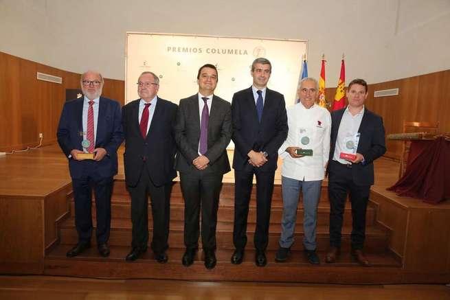 El Gobierno de Castilla La Mancha une Toledo con la promoción de la Dieta Mediterránea y acogerá cada dos años la entrega de los Premios Columela