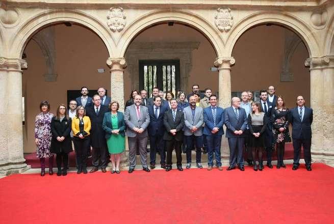 """García-Page pide al Estado """"decisiones estratégicas"""" para reequilibrar los Corredores del Mediterráneo y del Atlántico en beneficio del conjunto del país"""