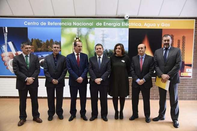 El Gobierno de Castilla-La Mancha inaugura el CRN de Guadalajara tras su parálisis durante la anterior legislatura