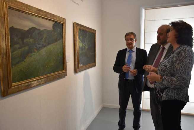 Unas 13.000 personas han visitado la exposición 'Sorolla. Tierra Adentro' en Cuenca