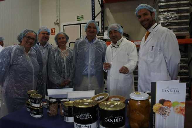 El Gobierno regional apoya a las empresas agroalimentarias impulsando sus productos con ayudas en innovación, a través de los GDR y la línea Focal
