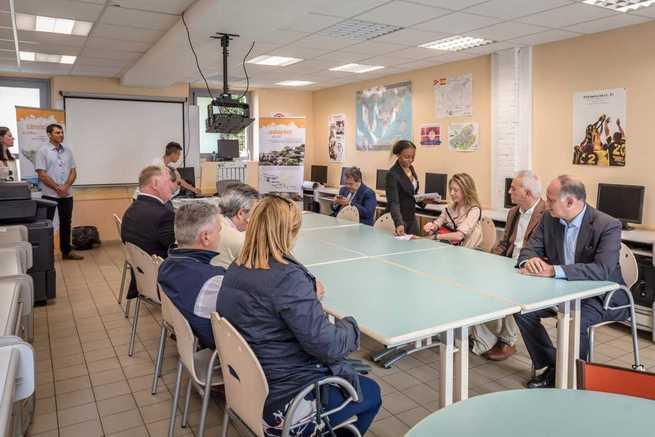 El Gobierno regional defiende en Europa su apuesta por mejorar la empleabilidad de los jóvenes