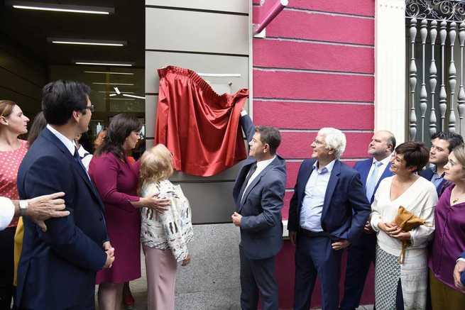 El presidente de Castilla-La Mancha anuncia la creación de un Centro Regional de Fotografía