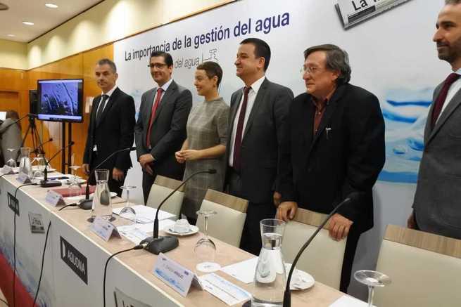 El Gobierno de Castilla-La Mancha propone un cambio en la gestión del agua para exportar el modelo eficiente de Castilla-La Mancha a nivel nacional