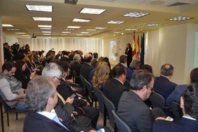 Castilla-La Mancha presenta su potencial económico y empresarial ante cerca de un centenar de empresarios mexicanos