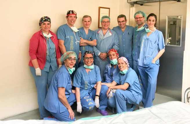 El servicio de Cirugía Cardiaca del Hospital de Toledo, pionero en España en utilizar una técnica para extraer dispositivos intracardiacos