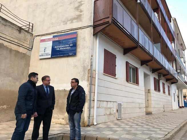 El Gobierno regional invierte en la mejora y renovación de su patrimonio de vivienda a través de la realización de los Informes de Evaluación del Edificio