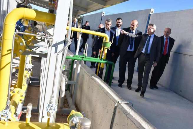 El Gobierno regional espera que la distribución de gas natural llegue a 29 nuevos municipios durante este año