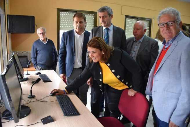 El Gobierno regional destaca su compromiso para llevar la conectividad y garantizar el acceso gratuito a la red a todos los municipios de Castilla-La Mancha