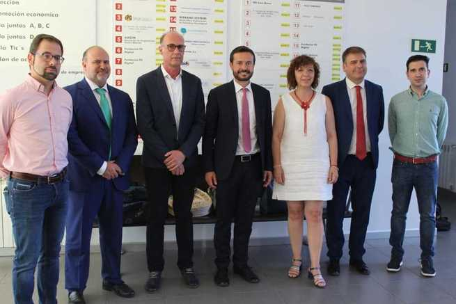 El Gobierno de Castilla-La Mancha apuesta por la extensión de la banda ancha como motor de desarrollo del medio rural