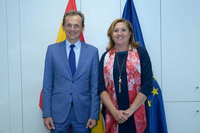 Castilla-La Mancha traslada al Ministerio de Ciencia la importancia de estrechar lazos para mejorar el sistema universitario y de I+D+i