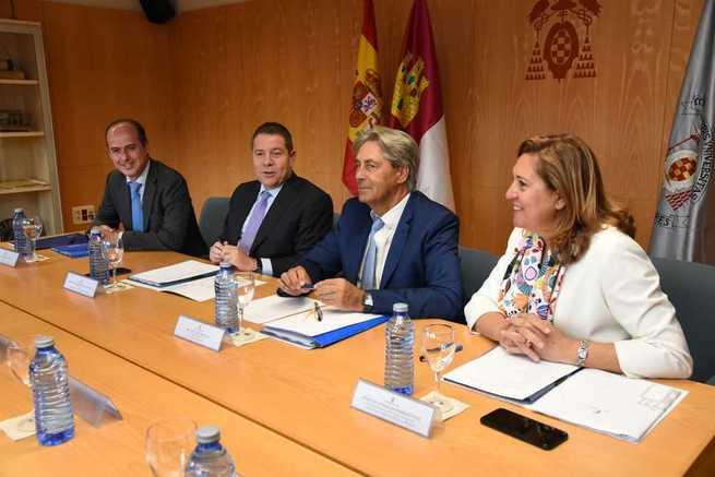 El nuevo campus de la Universidad de Alcalá en Guadalajara estará abierto a la ciudadanía y será un referente de la recuperación del patrimonio local