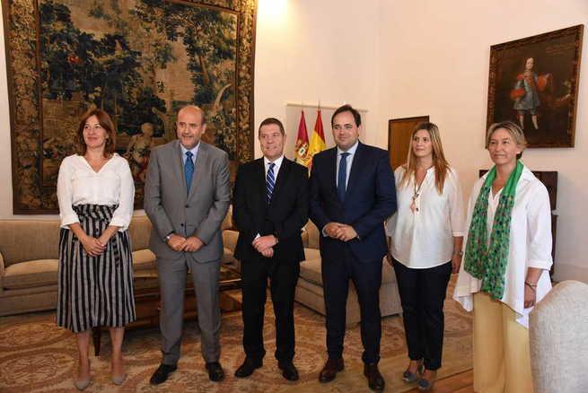 El Gobierno de Castilla-La Mancha buscará un posicionamiento común en materia de financiación autonómica y agua