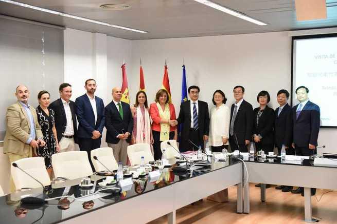 El Gobierno regional promocionará Castilla-La Mancha como destino con campañas directas de marketing y presenciales en China