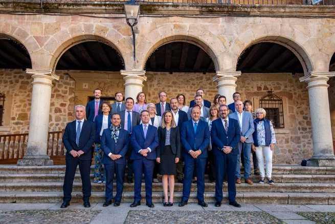 El Gobierno regional acuerda la colaboración con el Ayuntamiento de Sigüenza para celebrar el IX Centenario de la Reconquista de la ciudad