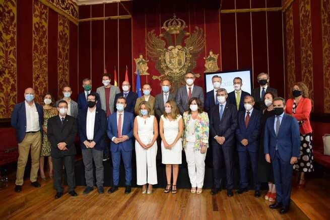 El Gobierno regional celebra que la Capitalidad Europea de la Economía Social recaiga en Toledo, convirtiéndose en un foro de reflexión para impulsar el desarrollo del sector