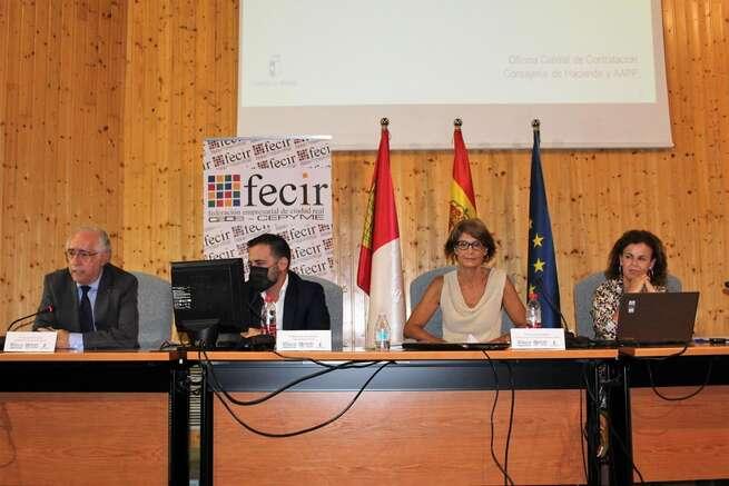 El Gobierno regional impulsa herramientas digitales para favorecer la participación de las pymes en la actividad contractual de la Administración