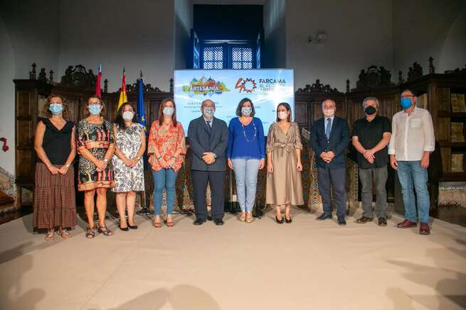 La 40 edición de FARCAMA reunirá a más de un centenar de artesanos en el parque de La Vega y recupera su espacio primigenio con una muestra fotográfica en Tavera