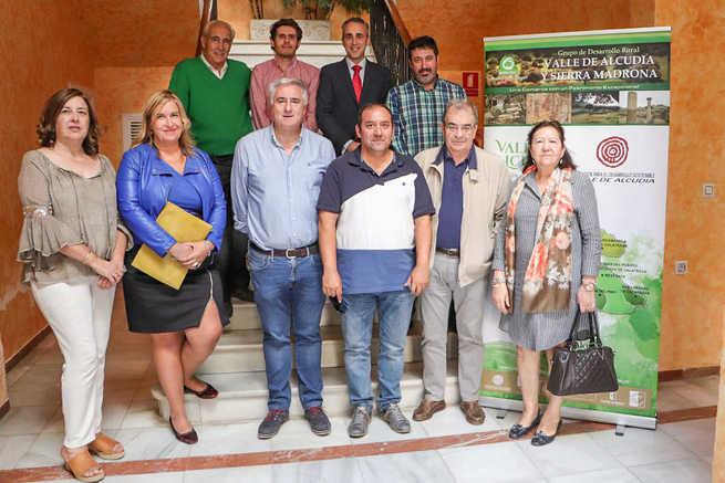 La ADS 'Valle de Alcudia' suma presencia femenina y la representación de los empresarios turísticos a su Junta Directiva