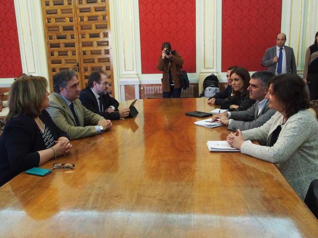 Imagen: Mariscal ha vuelto a pedir a la Junta que los proyectos presentados de Cuenca cuenten con estudios de viabilidad