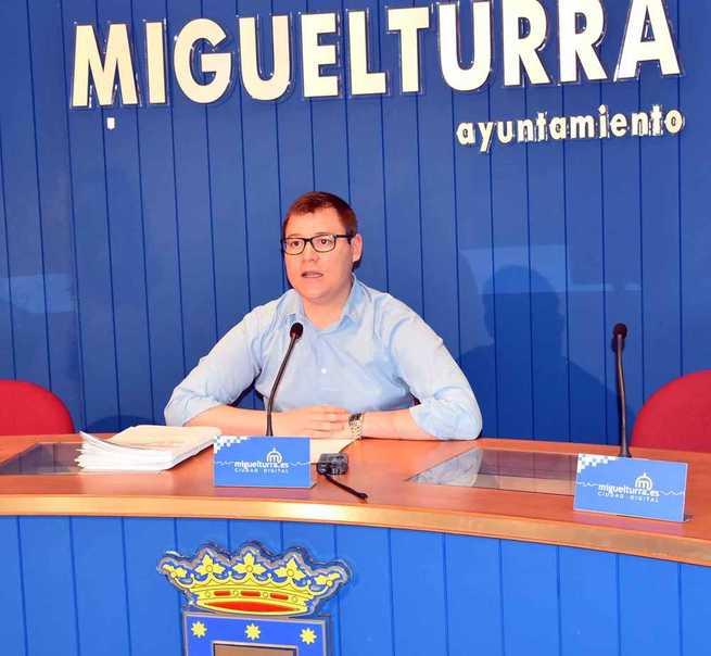 Ha sido presentado el proyecto de presupuestos 2019 por el equipo de gobierno del Ayuntamiento de Miguelturra