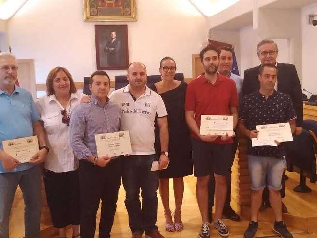 Entregados los premios del Concurso de Escaparates, Balcones y Ventanas de Semana Santa 2019