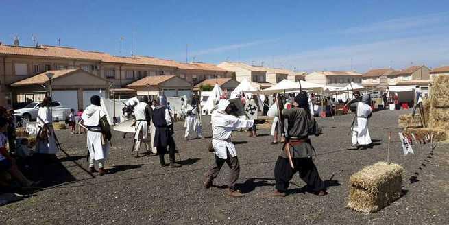 El campamento previo a la Batalla de Alarcos revive en Poblete, que regresará a la Edad Media del 12 al 14 de julio