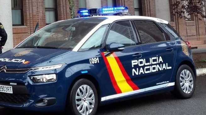 La Policía Nacional evita el suicidio de una mujer en Toledo