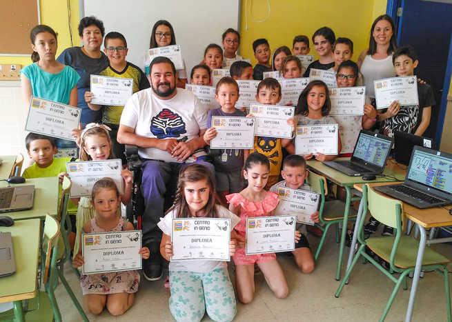 Concluye el primero de los dos talleres de la afición a la programación y la robótica programados por el Ayuntamiento de Argamasilla de Calatrava
