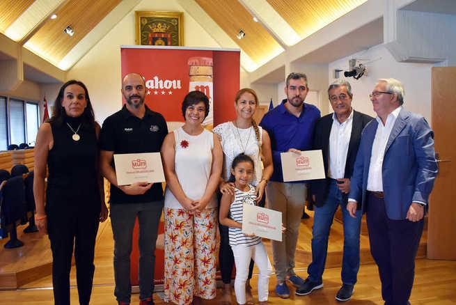 Latitud Food & Drink se alza con el premio a mejor tapa de M.U.F.F