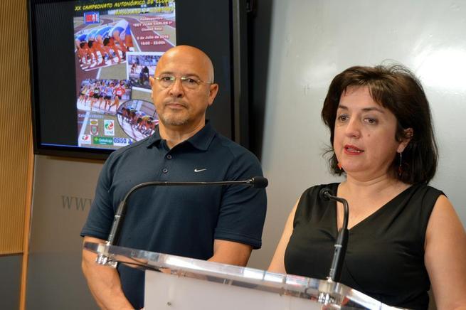 Imagen: 300 atletas competirán en el Campeonato Regional Absoluto de Atletismo por Clubes en Ciudad Real