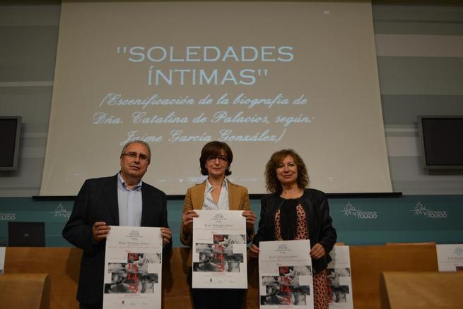 """Imagen: La Diputación  de Toledo y el Ayuntamiento de Esquivias colaboran en las representaciones de """"Estampas Esquiveñas 2015"""""""