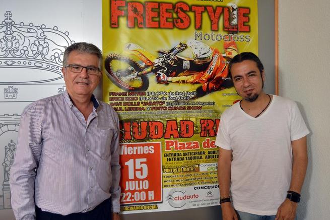 Imagen: La Plaza de Toros de Ciudad Real acoge  una Exhibición Internacional de Freestyle  a beneficio del Deportivo Manchego