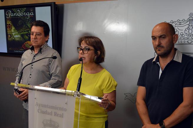 Imagen: Las Fiestas de la Pandorga se celebrarán  del 23 de julio al 1 de agosto en Ciudad Real