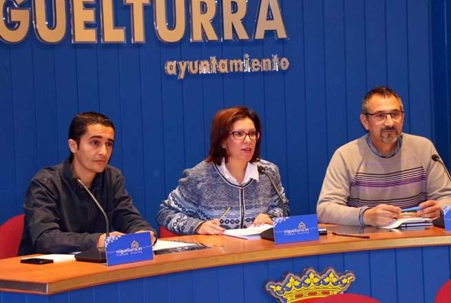 Imagen: Miguelturra solicita a la Junta de Comunidades de Castilla La Mancha diez planes de empleo por valor de 240.000 euros