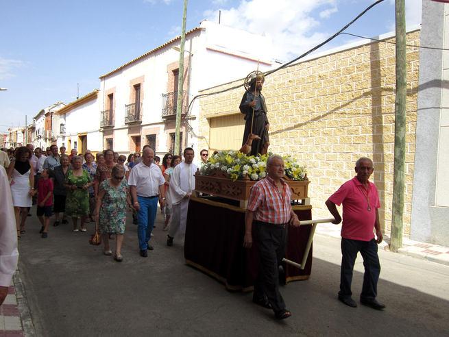 Villacañas ha celebrado la tradicional festividad de San Roque