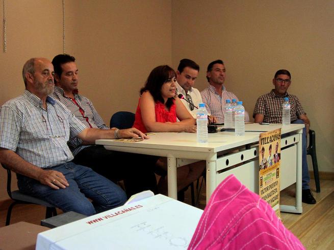 Imagen: Presentado el cartel taurino de la Feria de Villacañas